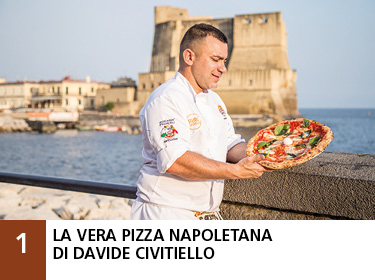 1 - La vera pizza napoletana di Davide Civitiello