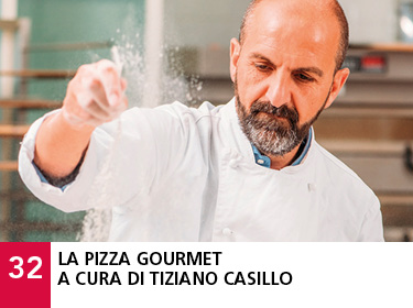 32 - La pizza gourmet di Tiziano Casillo
