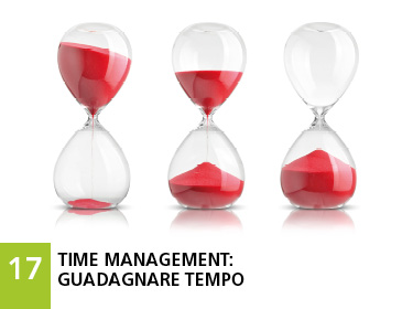 17 - Time management: guadagnare tempo