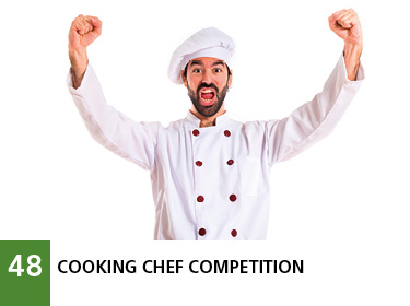 48 - Cooking chef competition