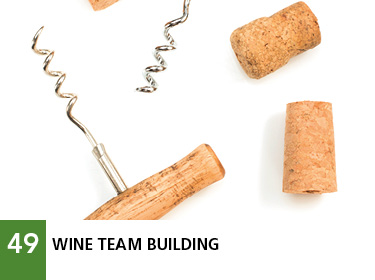 49 - Wine team building