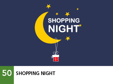 50 - Shopping night