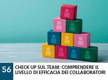 56 - Check up sul team: comprendere il livello di efficacia dei collaboratori